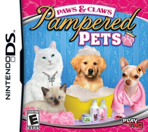 Paws & Claws Pampered Pets by THQ