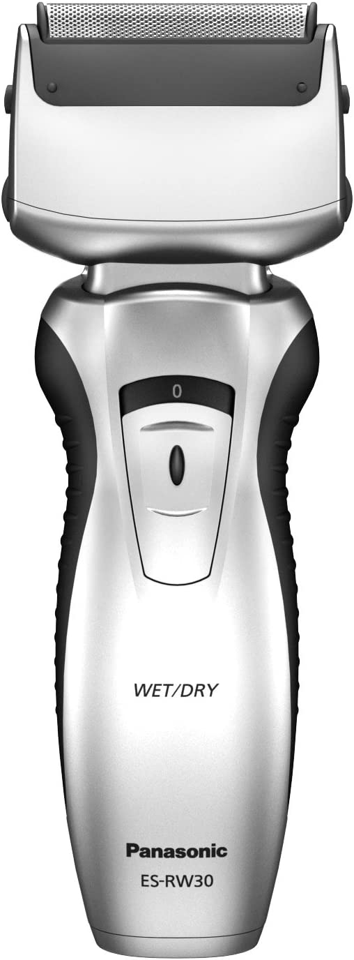 Panasonic ES-RW30 - Afeitadora en seco o húmedo, funciona con ...