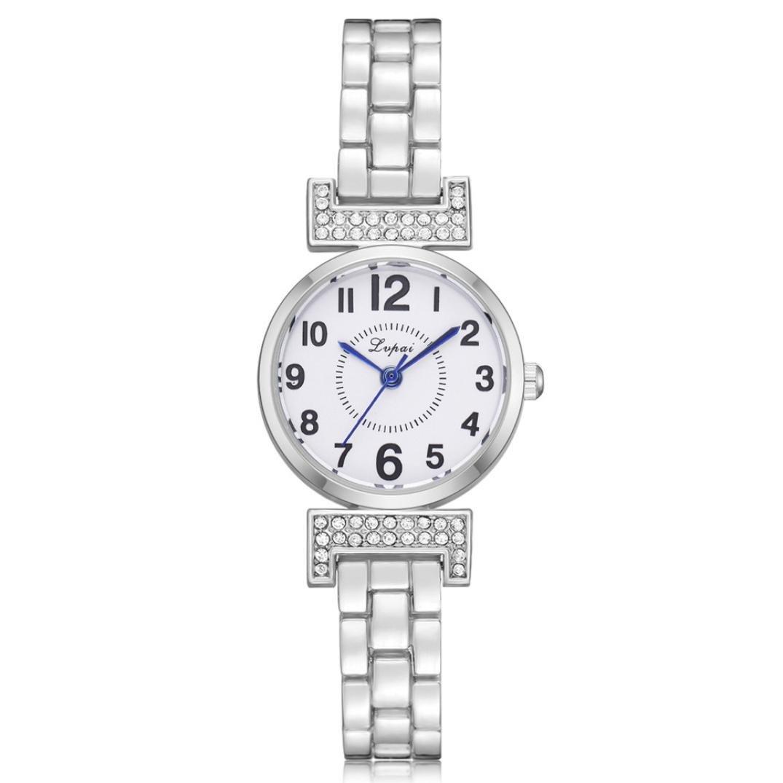 FAPIZI Clearance✿Women's Watch✿Ladies Fashion Luxury Diamond Crystal Quartz Wrist Watch Bracelet (Multicolor-3)