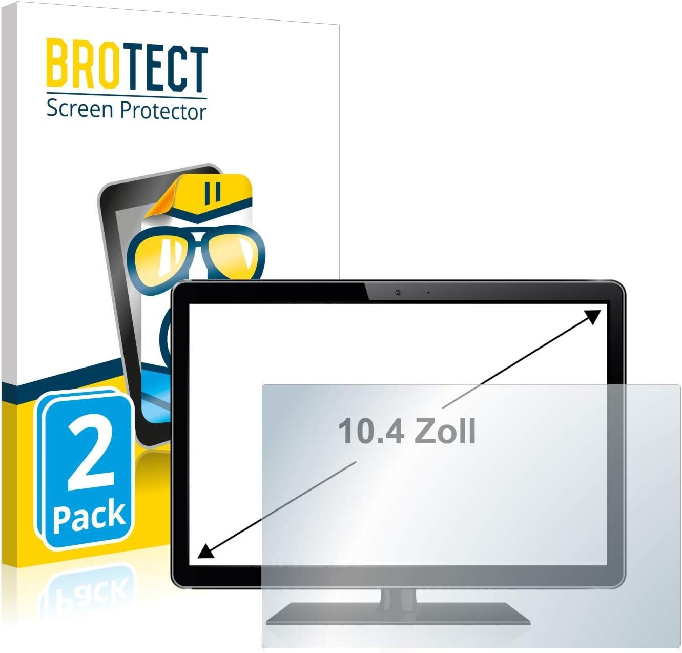 BROTECT Protector Pantalla para Pantallas Planas de 26.4 cm (10.4 ...