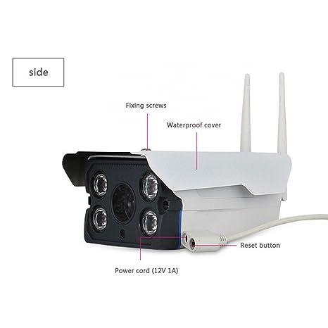 Surveillance Caméra / Cámara De Vigilancia Con Disco Duro: Amazon.es: Electrónica