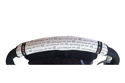 Tris&Ton Fundas empuñaduras horizontales Modelo Podium, empuñadura funda para silla de paseo cochecito carrito carro