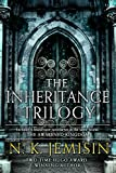 Book cover from The Inheritance Trilogy by N. K. Jemisin