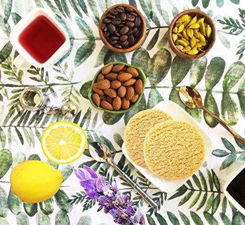 Low Carb Cookies BisKeto - Keto Snacks, Low Net Carbs, No Sugar, Gluten & Grain Free - Box with 6 Packs,12 Cookies (Variety Joy) - Ketogenic Diet Friendly & Healthy Snack Food 3