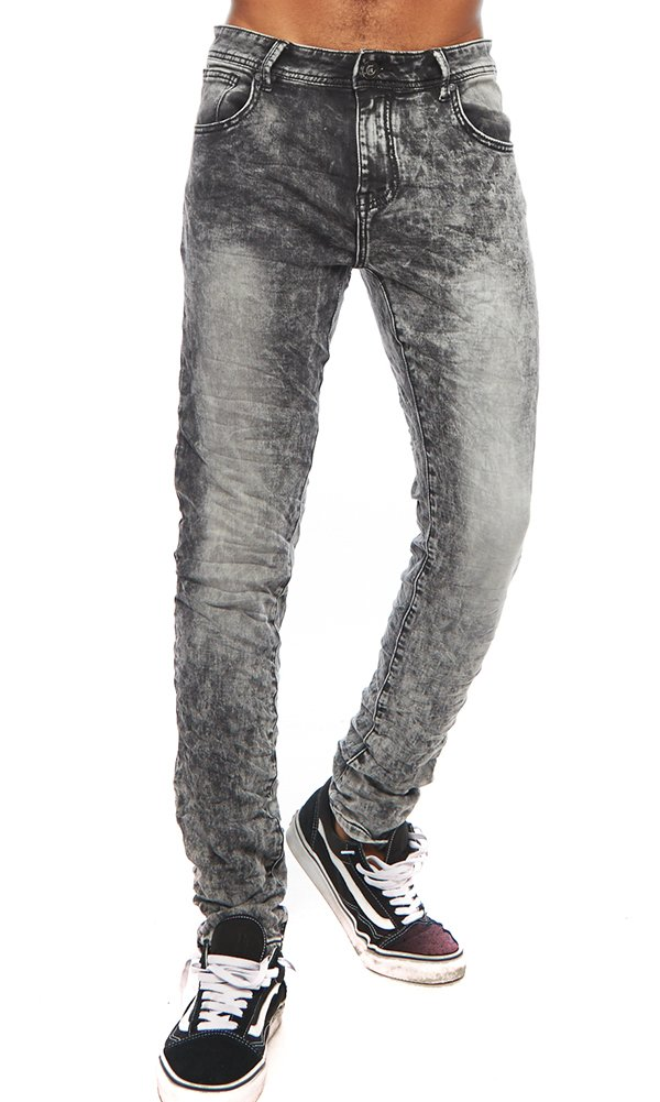 ''Shader'' Gold Leaf Grey Jeans 38
