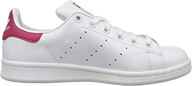 adidas Stan Smith J, Baskets Fille: : Chaussures et