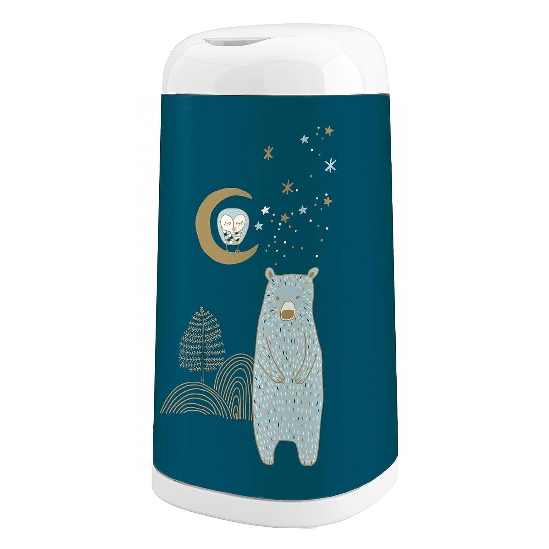 Angelcare Dress-Up Bezug Snow Bear, blau ADS-KINGDOM-DE