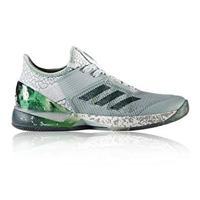 promo code 6b89e 86445 adidas Adizero Ubersonic 3 W Jade, Chaussures de Tennis Femme, Vert (Vertac