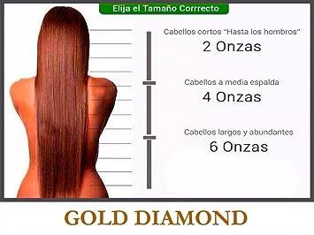 CirugÃa Capilar Gold Diamond Oro Y Diamante 1 Litro
