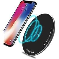 YOFAPA Fast 10W Qi Universal Wireless Charging Pad (Black)
