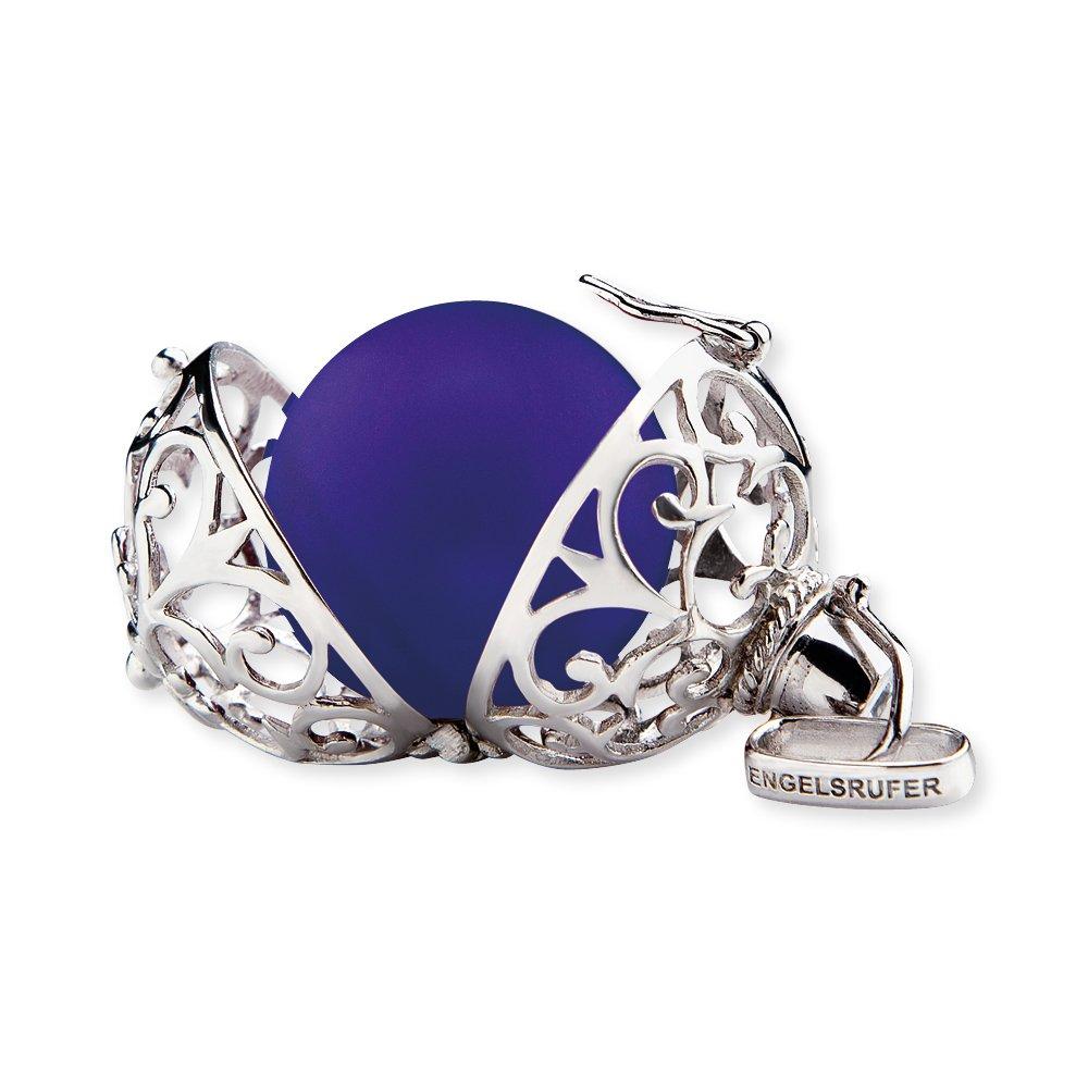 Engelsrufer pendentif classique pour femmes  S argent 925 Sterling avec carillon bleu