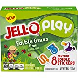JELL-O Play Edible Grass, 6 oz (Pack of 24)