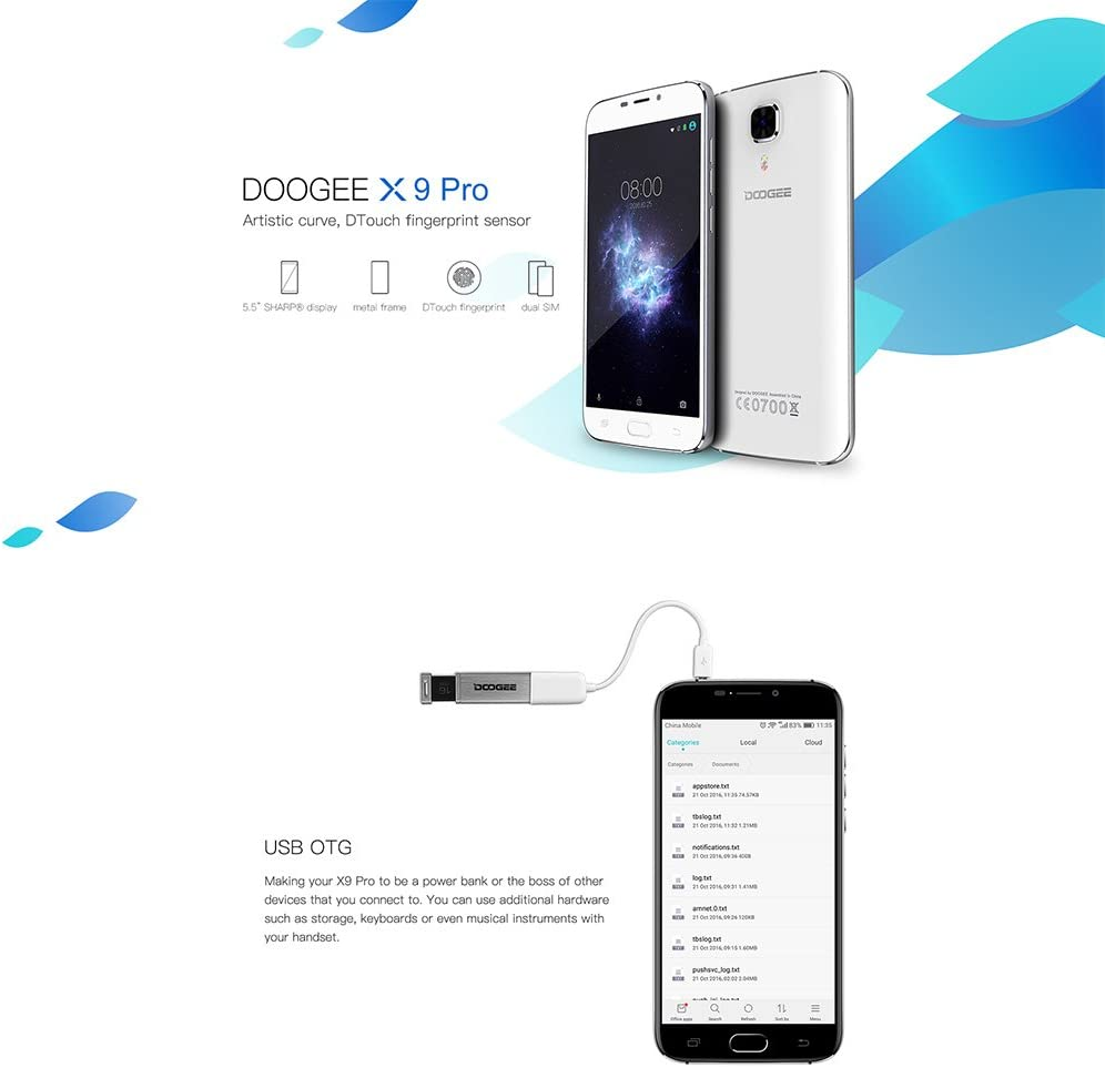 Doogee Mobile X9 Pro 5.5