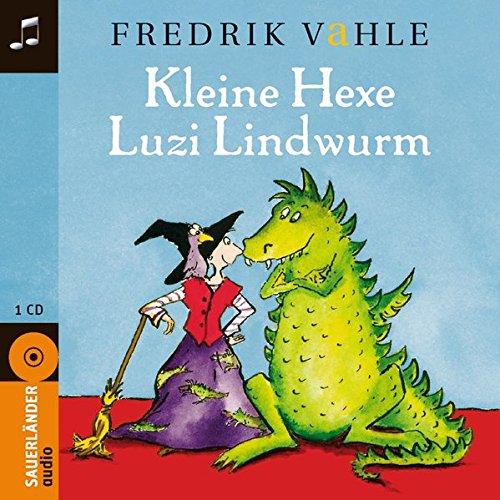 Kleine Hexe Luzi Lindwurm: Hexen-, Riesen-, Drachenlieder
