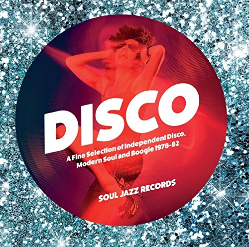 CD : Soul Jazz Records Presents - Disco (CD)