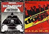 Quentin Tarantino 2-Movie Bundle - Death Proof (Extended and Unrated 2 disc ) & Reservoir Dogs (2-Disc Special Edition) Double Feature