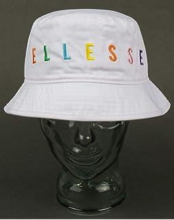 Black Ellesse Drale Reversible Bucket Hat