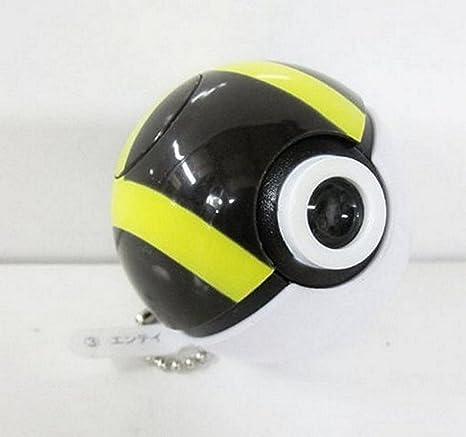 Takara Tomy Pokemon Pokeball Proyector de luz Swing Llavero ...