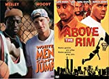 White Men Can't Jump + Above the Rim - Basketball DVD Double Feature Collection Set 2 Movies