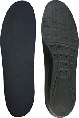 Thorogood Comfort 125 Footbed, Single-Density Polyurethane with Contour Heel Cup Insole