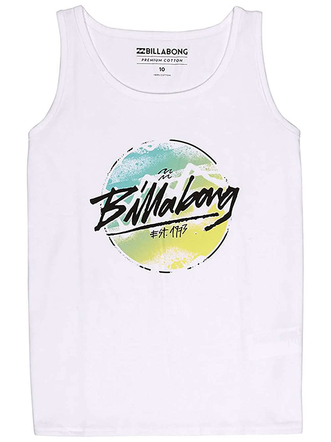 Top Billabong Spray Quest Short Sleeve T-Shirt free shipping