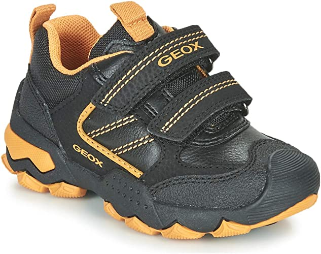 Geox J Buller Boy D Sneakers Basses gar/çon