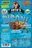 Bison Original Jerky - No Preservatives, Nitrites, or MSG, GLUTEN FREE!