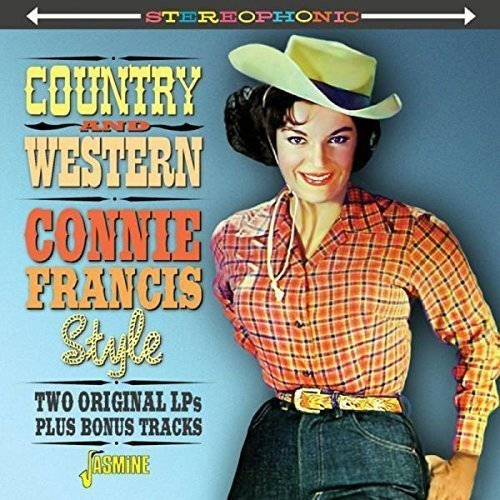 Western Express Nashville Tennessee (Country & Western Connie Francis)