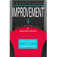 Continuous Improvement: Quality Control Circles in Japanese Industry