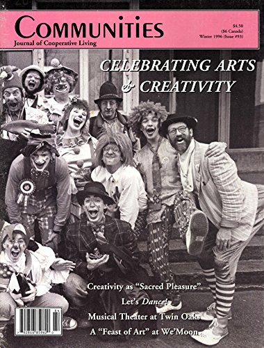 Communities Magazine #93 (Winter 1996) – Celebrating Arts and Creativity