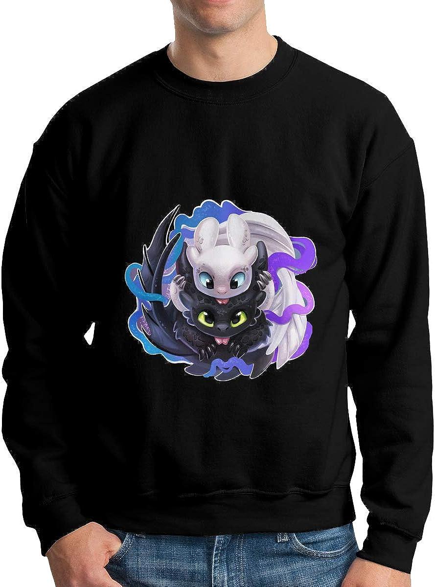 HsHdesign Toothlesss Love Graphic Men Sweatshirts Printed Campus Colors Hoodie in 4 Colors
