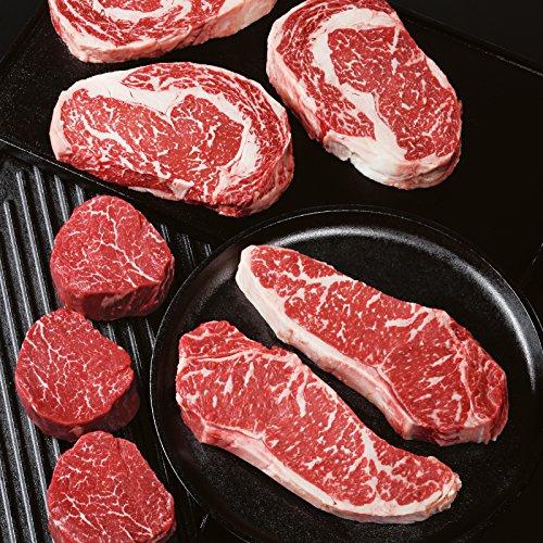Kansas City Steaks 8 (5oz.) American Style Kobe Filet Mignon