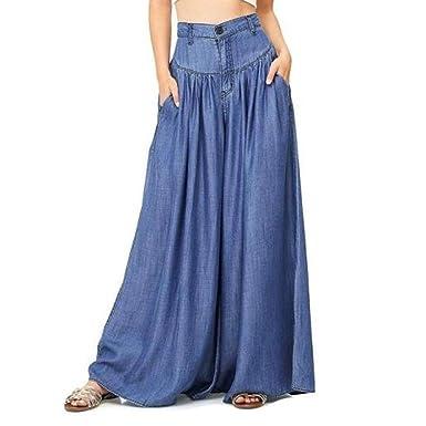Juleya Femme Bloomers Oversize Pantalon Décontracté Taille Haute Solide  Couleur Aladdin Pantalon Femmes Lche Harem Pantalon Doux Confortable  Pantalon D été ... 4cbbc7b0f3c7