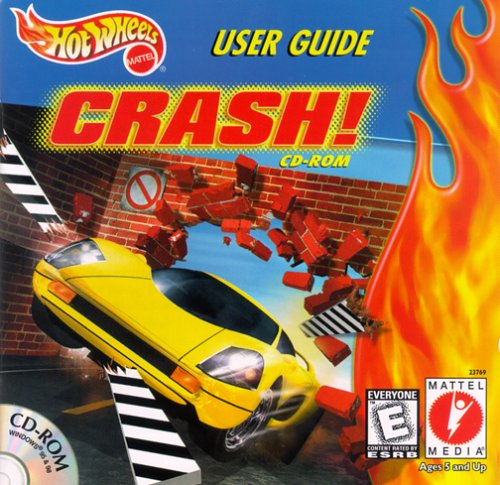 Hot Wheels Crash (Jewel Case) - PC