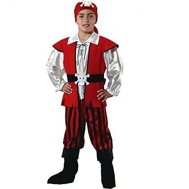 Disfraces Nines Disfraz Pirata Infantil Niño Talla 9 11 Años