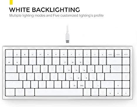 WUXXXJuego de combinación con teclado y mouse (DE-Layout ...