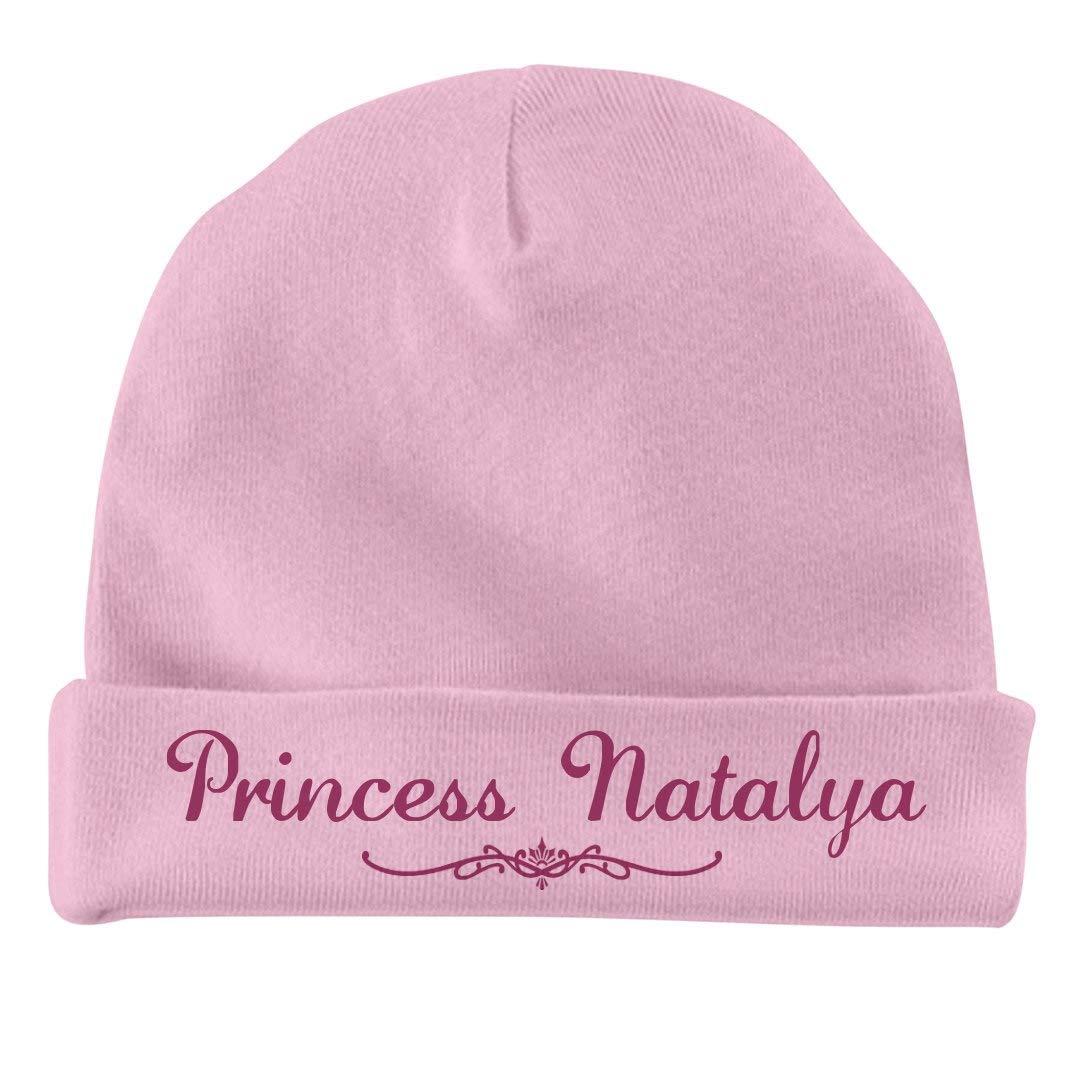 Infant Baby Hat FUNNYSHIRTS.ORG Princess Natalya Newborn Gift