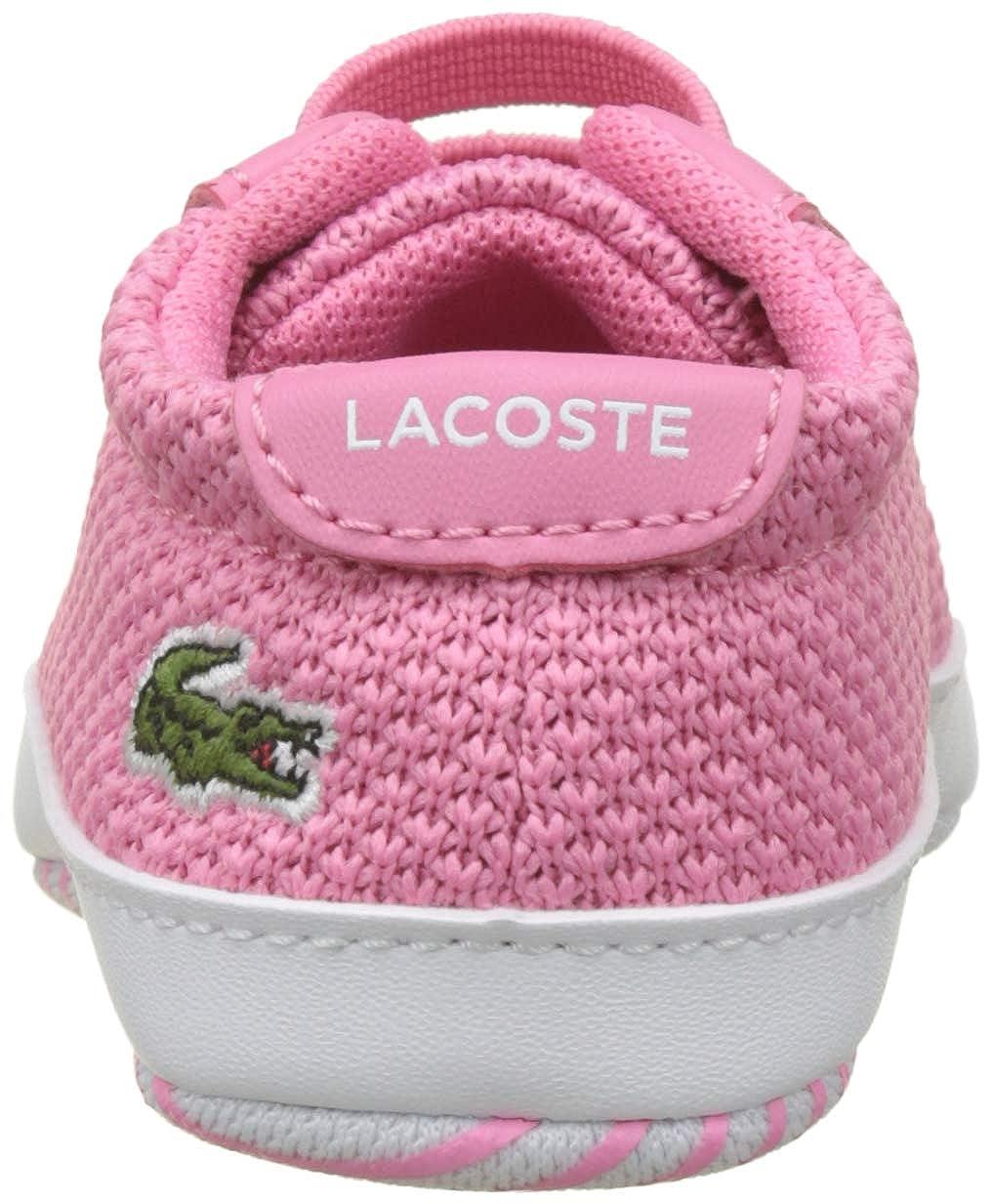 21043bc7414e7 Lacoste Unisex Babies  L.12.12 Crib 318 1 Cab Birth Shoes  Amazon.co.uk   Shoes   Bags
