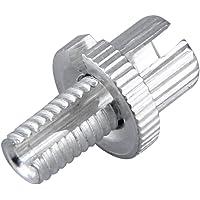 Ballylelly 8 mm del cable del freno tensor del freno para la motocicleta palancas de embrague