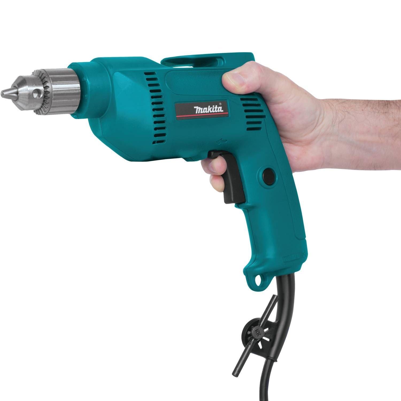 Amazon.com: Makita 6407 3/8-Inch Variable Speed Reversible Drill: Home  Improvement