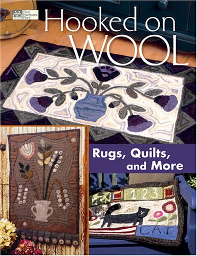 Hooked on Wool: Rugs, Quilts, and More