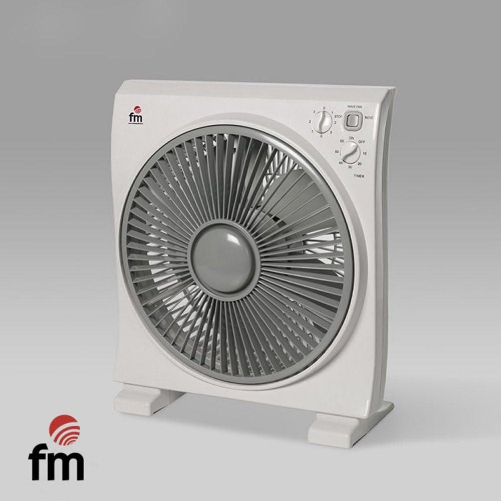 FM 8427561005060 Ventilador, Acero