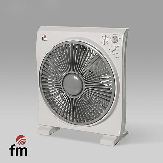FM 8427561005060 Ventilador, Acero: Amazon.es: Hogar