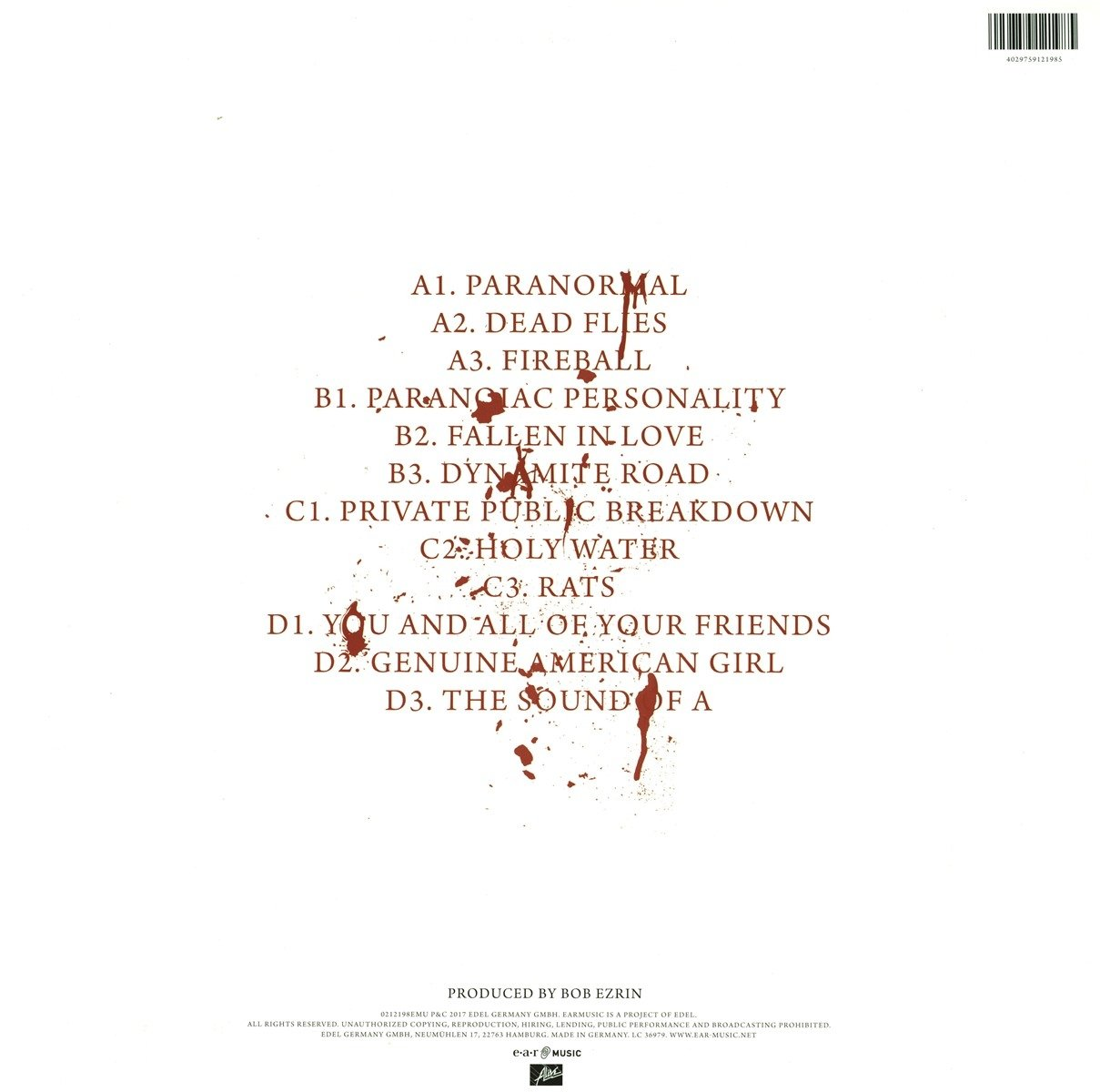 Paranormal : Alice Cooper, Alice Cooper: Amazon.es: Música