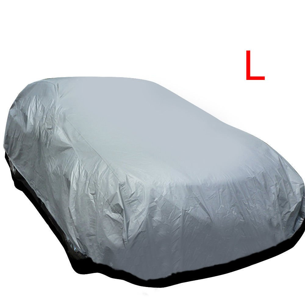 Universal Large Size L Full Car Cover UV Protection Waterproof Breathable China