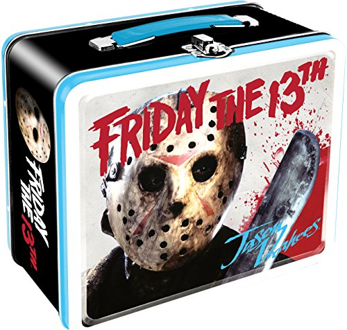 Aquarius Friday the 13th Large Tin Fun Box by Aquarius