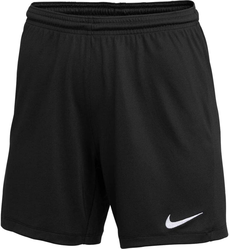 Nike Womens Park III Shorts Black XS