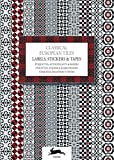Label & Sticker Book Classical European Tiles (English, Spanish, French and German Edition)
