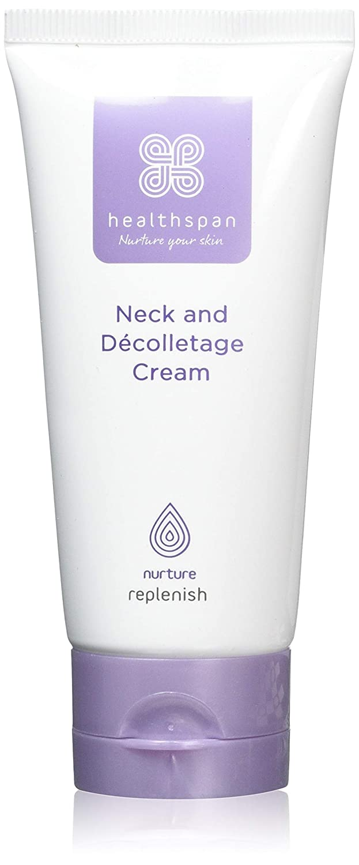 Healthspan Replenish Neck & Decolletage Cream RNKDC050