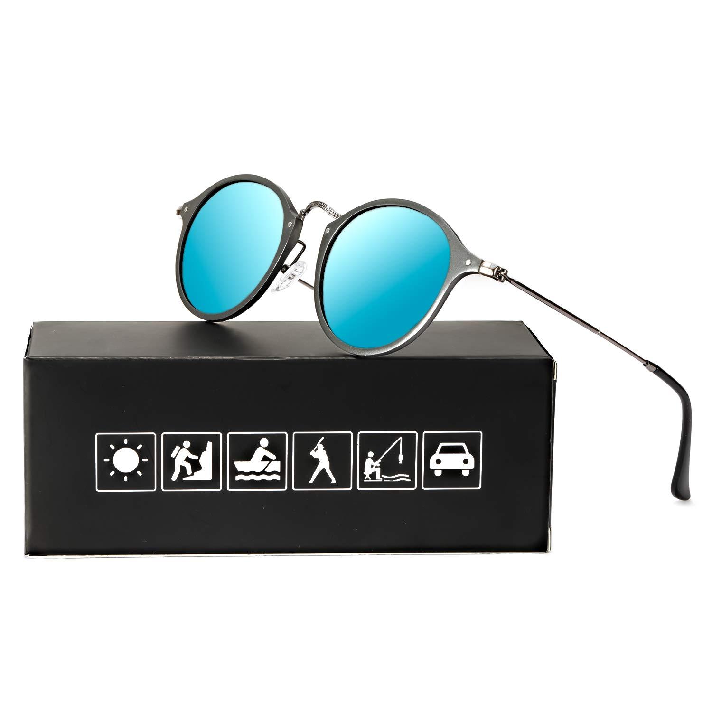 Gafas De Sol De Moda Para Mujer -Lentes Polarizadas- Con Estilo Ojo De Gato, 100% de Protección Contra Los Rayos UVA/UVB Dañi